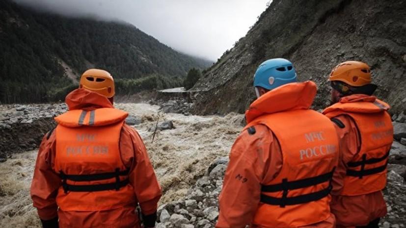 В МЧС рассказали, когда эвакуируют тела погибших в горах Кабардино-Балкарии росгвардейцев