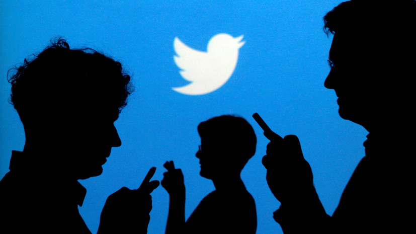 Десятки тысяч французских пользователей Twitter оказались в так называемом списке