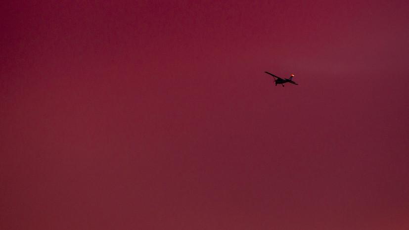 Во время полёта над Индонезией пропал самолёт Dimonim Air