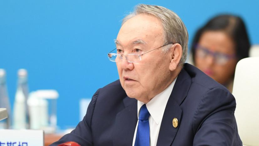 Назарбаев заявил о согласовании всех вопросов по работе стран на Каспийском море