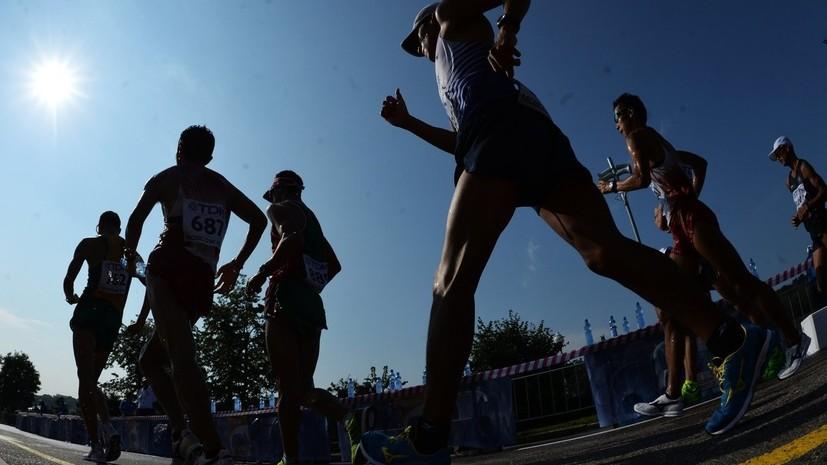 Россиянин Мизинов стал бронзовым призёром в спортивной ходьбе на 20 километров на ЧЕ
