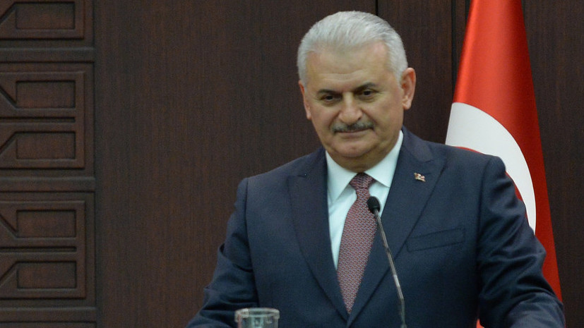Спикер парламента Турции: «враждебное отношение» США не оправдывает себя
