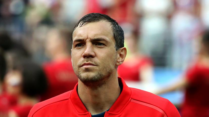 Вслед за Головиным: футболист «Зенита» Дзюба может продолжить карьеру в Европе