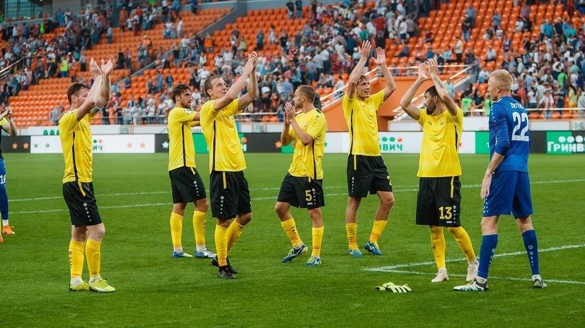 Президент «Анжи» высказался о поражении в матче РПЛ со «Спартаком»