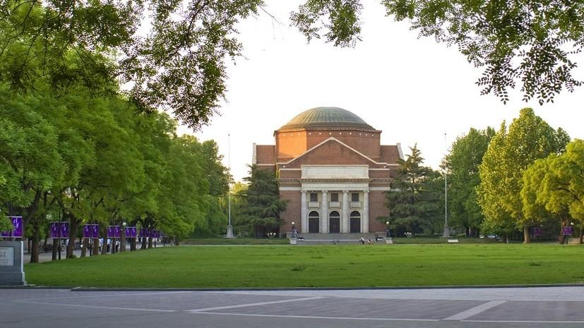 В Китае у студента из Германии аннулировали визу после доклада о положении правозащитников