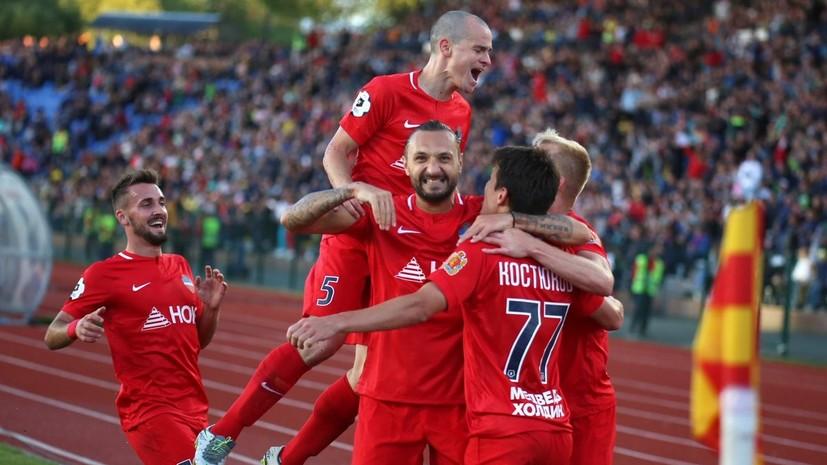 «Енисей» опубликовал альтернативный обзор матча с ЦСКА
