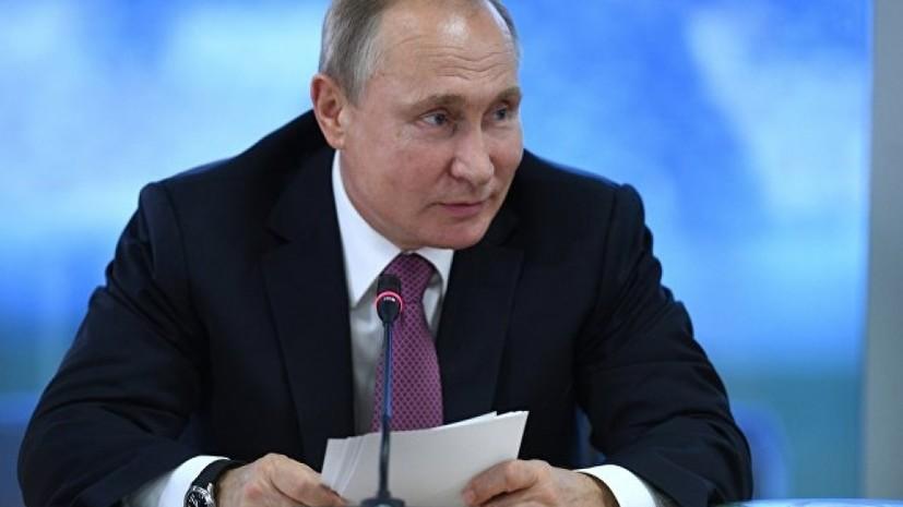 Путин прибыл в Казахстан для участия в V Каспийском саммите