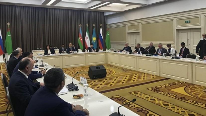 Страны Каспия создадут Каспийский экономический форум