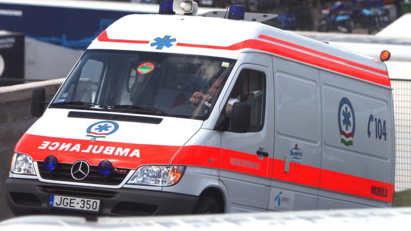 СМИ: В Венгрии в ДТП с автобусом пострадали 13граждан Украины