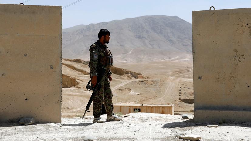 СМИ: В Афганистане при атаке талибов на базу погибли 17 военных