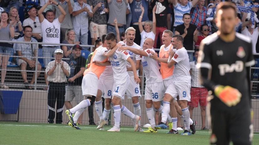 Игрок «Оренбурга» рассказал, за счёт чего команде удалось победить «Локомотив» в третьем туре РПЛ