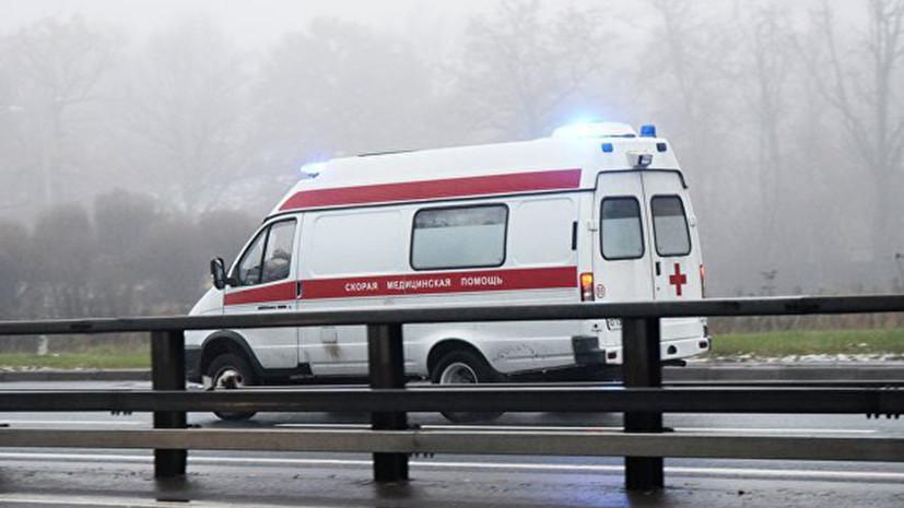 Источник: в Курганской области в ДТП с грузовиком погибли четыре человека