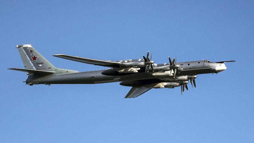 «Повышение боевой эффективности»: на что будет способен модернизированный стратегический бомбардировщик Ту-95МСМ