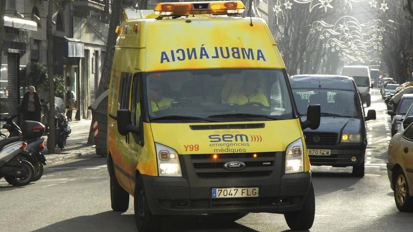 Число пострадавших при обрушении конструкции на концерте в Испании увеличилось до 312