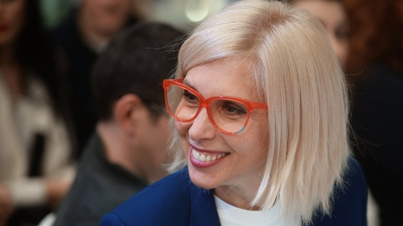 Алёна Свиридова оценила слова Лаймы Вайкуле о Крыме