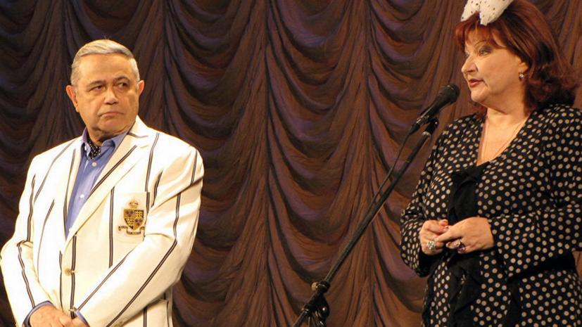 Рассмотрение по существу дела о разводе Степаненко и Петросяна состоится 6 сентября