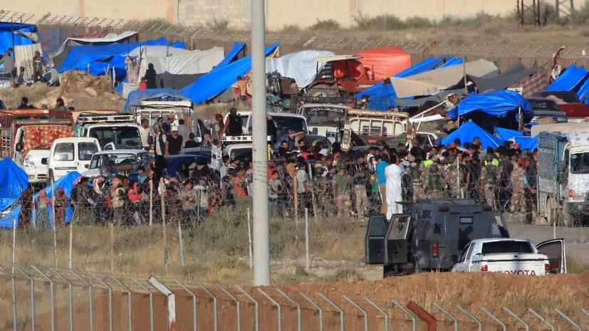 В ООН высказались против возвращения беженцев в Сирию