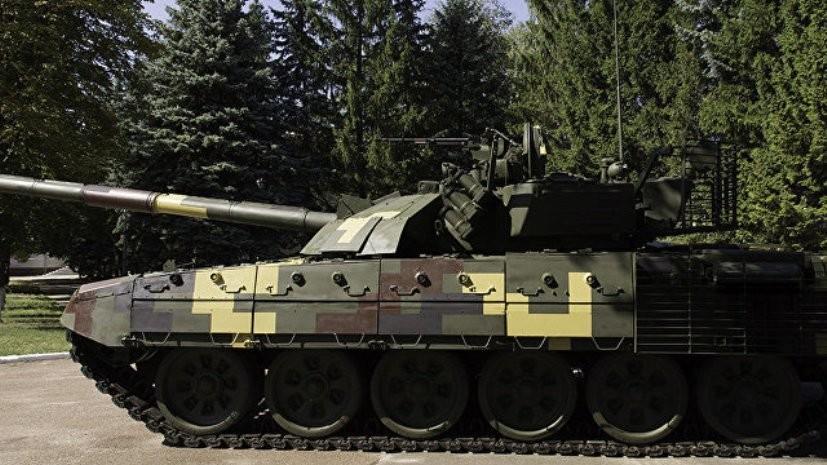 Порошенко рассказал о новом украинском танке