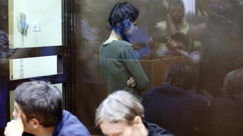 Кузнецова о визите к младшей из сестёр Хачатурян в СИЗО: я увидела раскаяние