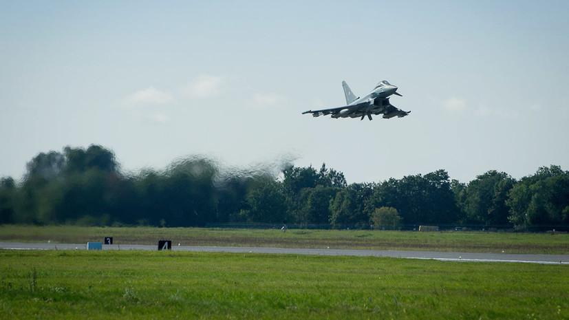Эстонские РЛС не смогли отследить траекторию случайно запущенной ракеты
