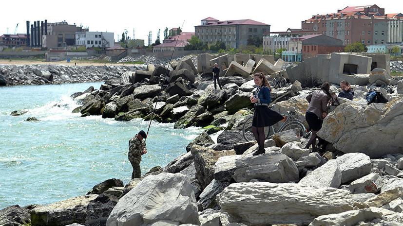 Первое заседание рабочей группы по Каспию пройдёт осенью в Азербайджане
