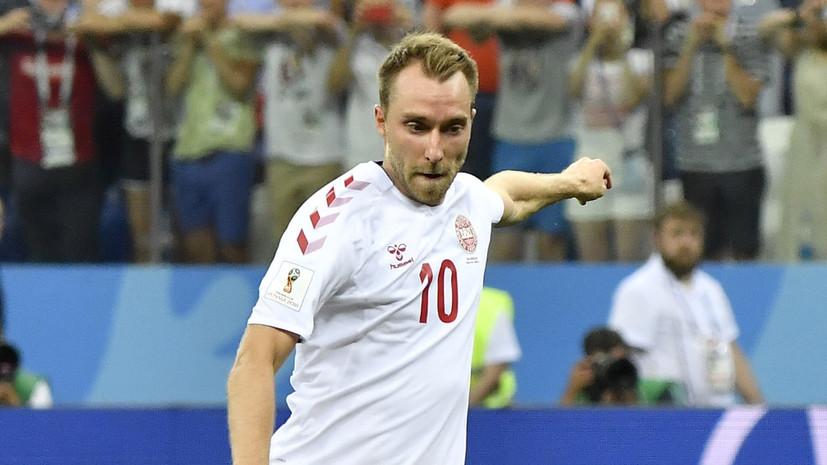 Французский футбольный клуб ПСЖ может приобрести полузащитника английского «Тоттенхэма» и