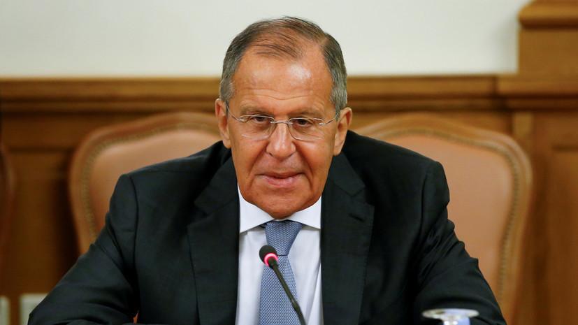 Санкции Соединённых Штатов, в том числе в отношении Турции, подрывают