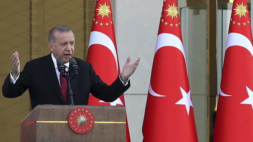 Электронная блокада: как Турция намерена противостоять американским санкциям