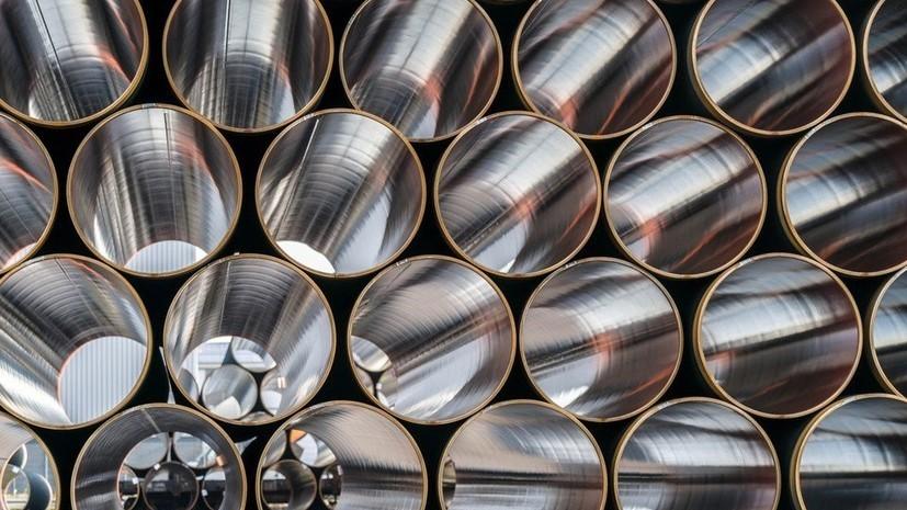 Nord Stream 2 получила все разрешения на строительство «Северного потока — 2» в России
