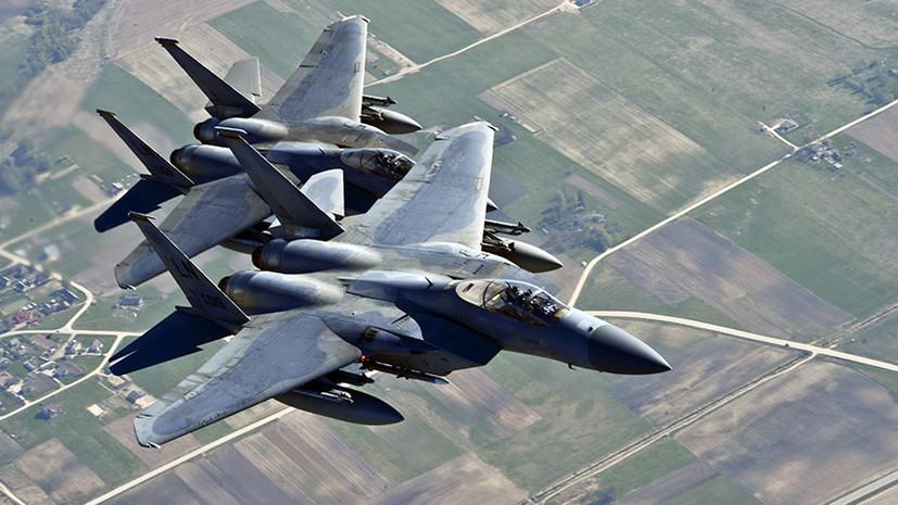 «Игра на нервах»: зачем НАТО строит полигон ВВС на границе с Калининградской областью