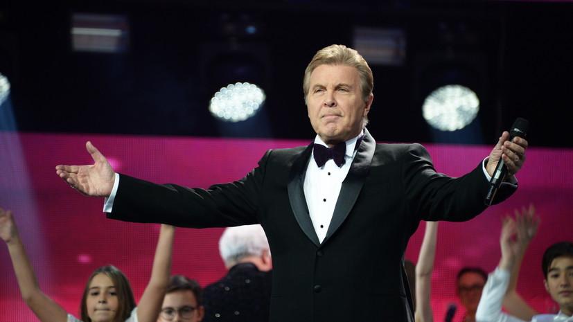 Лещенко стал наставником шоу «Голос.60+»