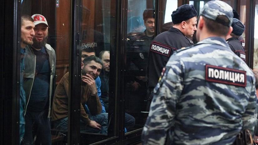 Суд освободил из-под стражи участников беспорядков на Хованском кладбище