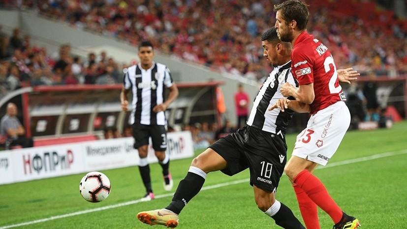 Защитник греческого клуба ПАОК Фернанду Варела рассказал, благодаря чему подопечным
