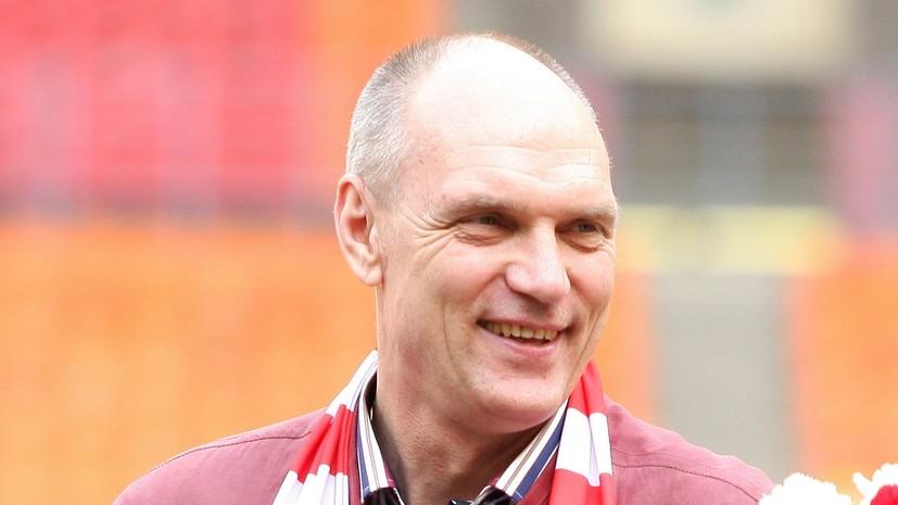 Бубнов считает, что вылет «Спартака» из Лиги чемпионов может негативно сказаться на авторитете Карреры