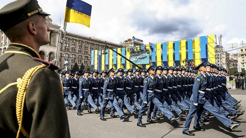 Представитель Трампа приедет на военный парад в Киев
