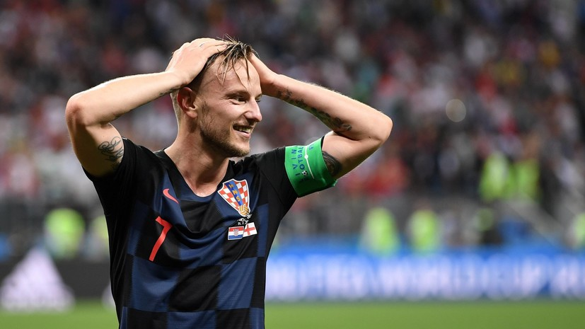 Ракитич отреагировал на уход Манджукича из сборной Хорватии по футболу