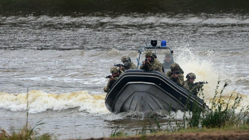 В России будут созданы морские части военной полиции. Об этом