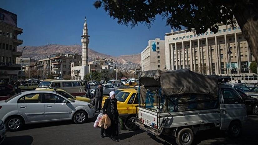 Комитет посодействию возвращению беженцев на отчизну создали вСирии