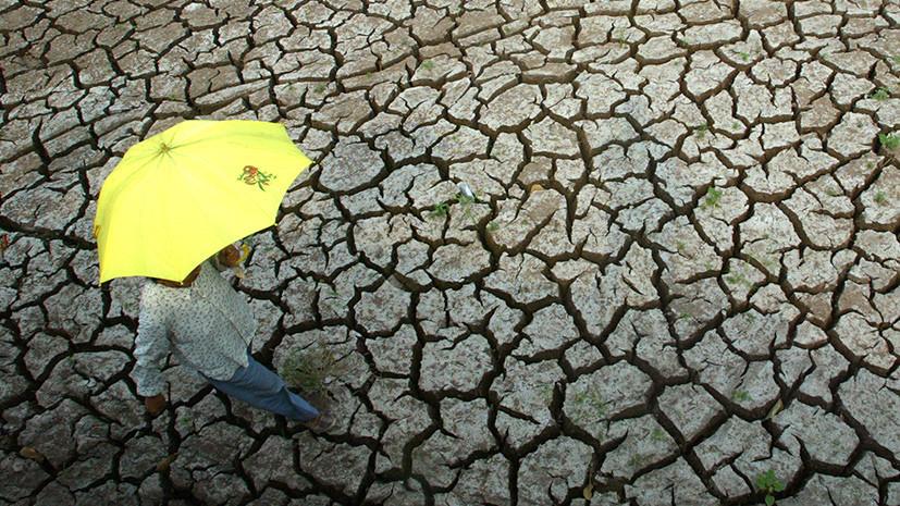 Горячая пятилетка: учёные прогнозируют температурные аномалии на планете до 2022 года