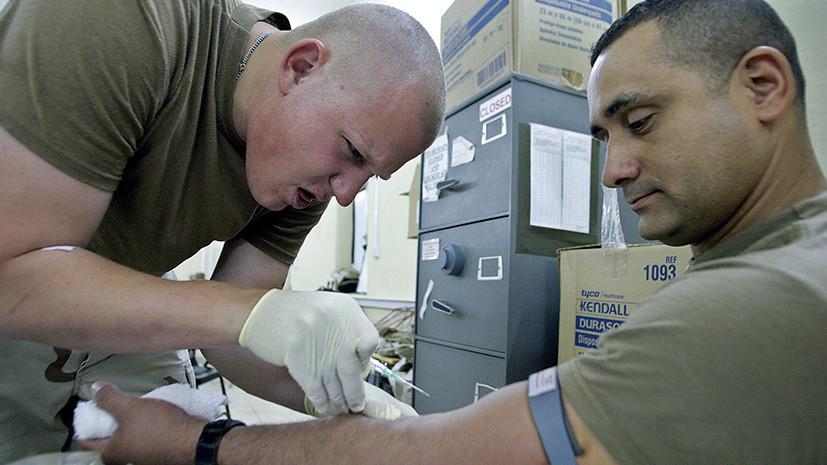 Допинг как оружие: Пентагон выделил $15 млн на разработку препаратов для увеличения боеспособности американских солдат