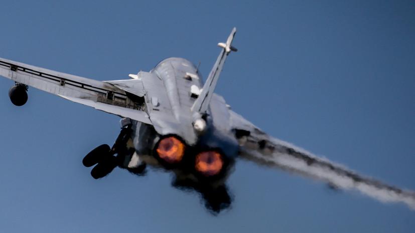 Минобороны России опровергло сообщение ВВС Великобритании о «сопровождении» шести российских