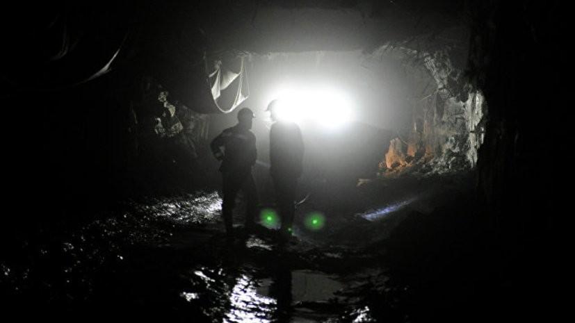 Обрушение произошло на шахте в Свердловской области, в результате инцидента