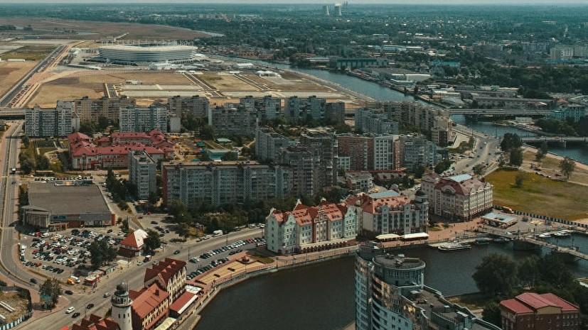 В Калининграде построили и ввели в строй почти 3,8 тыс.