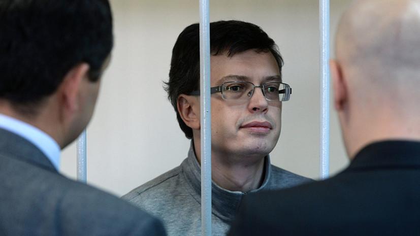 Суд приговорил заместителя начальника столичного главка СК России генерала Дениса