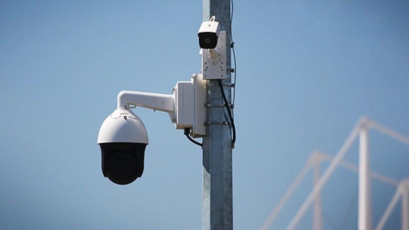 СМИ: В России предложили увеличить число камер на дорогах