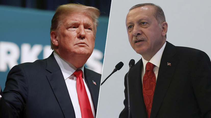 Континентальный курс: как могут измениться отношения Турции с Россией и ЕС на фоне давления Вашингтона