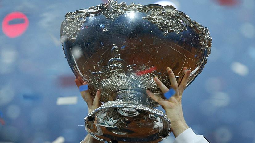 Теннисист Бердых: покойся с миром, Кубок Дэвиса