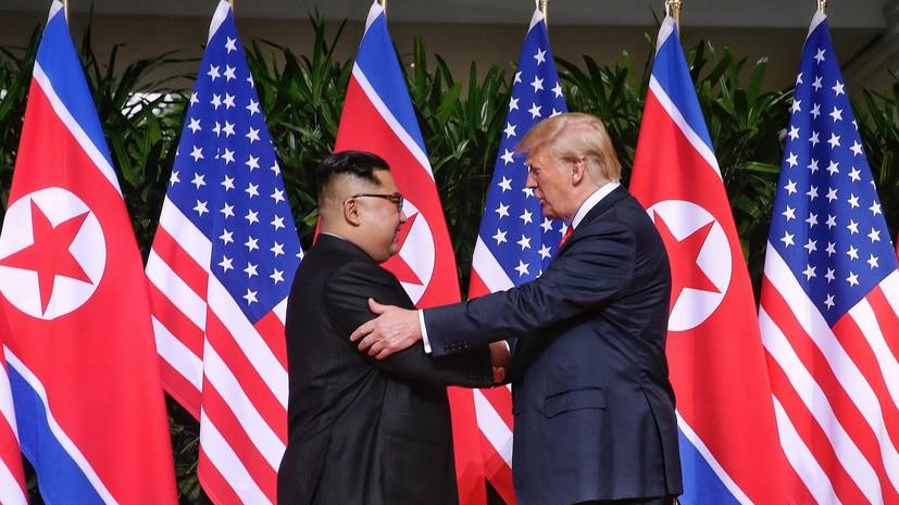 На военном положении: почему Вашингтон отказывается заключить мирный договор с Пхеньяном