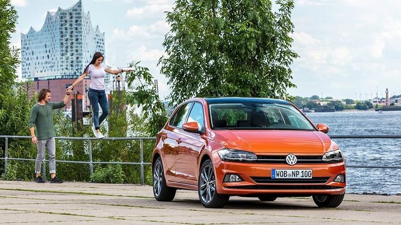 Эксперты назвали самые популярные в России автомобили европейских марок
