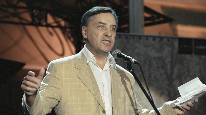 Композитор Артемьев назвал смерть поэта-песенника Зиновьева большой утратой